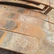 Repedezett laprugó, ami csak megbontás után lesz látható. Roppant veszélyes!